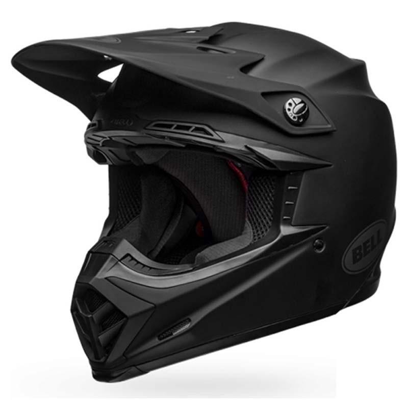 Casco Cross Bell Moto 9 Mips Matte Black 2