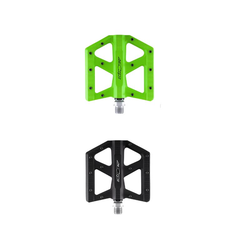 Coppia pedali alluminio pressofuso Azonic KAMIKAZE RL vari colori 1