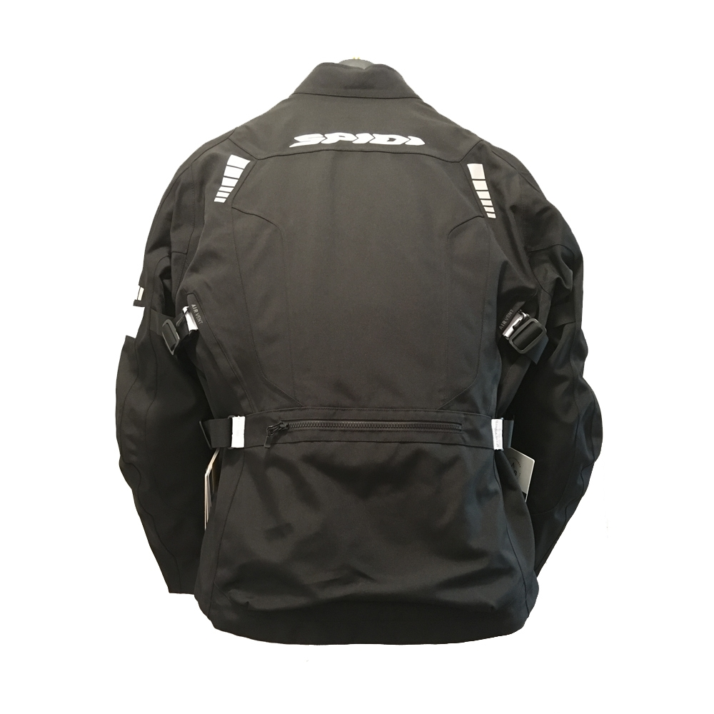 Giacca moto Spidi OUTLANDER ROBUST H2OUT Taglie forti impermeabile 2