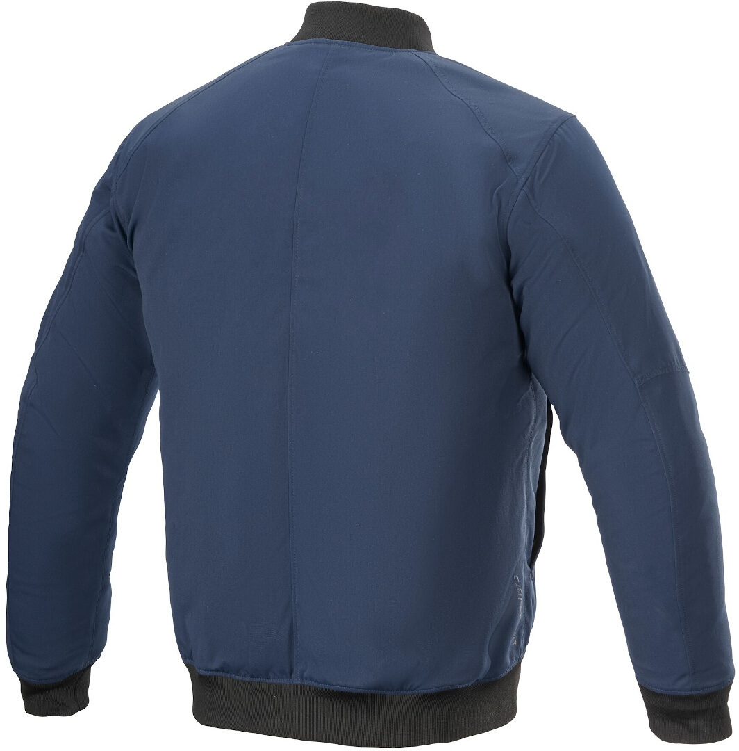 Giacca moto urbana Alpinestars IDOL blu 2