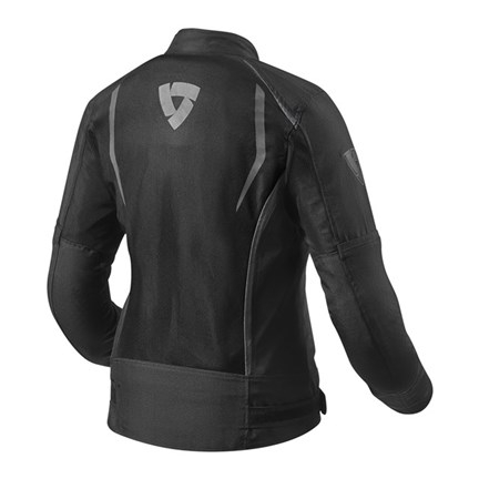 Giubbino moto donna ventilato Rev'it TORQUE LADIES Nero 2