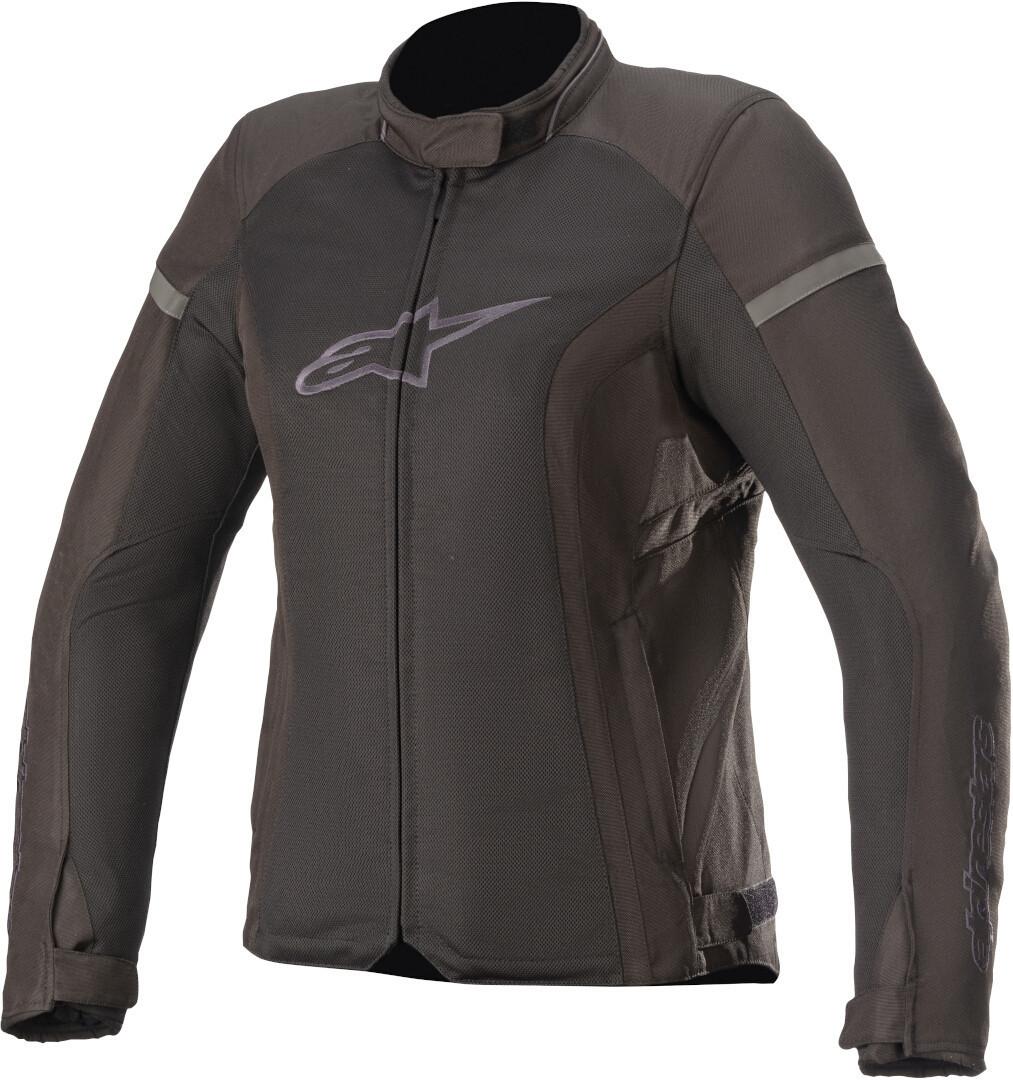 Giubbino moto Donna Alpinestars STELLA T-KIRA AIR V2 Nero 1