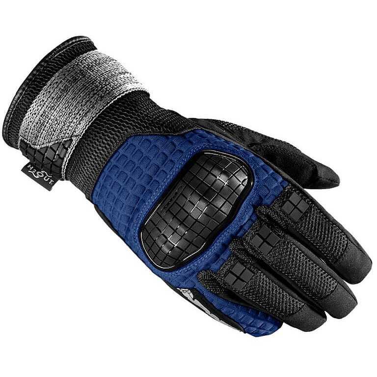 Guanti moto impermeabilii Spidi RAINWARRIOR Nero Blu 1