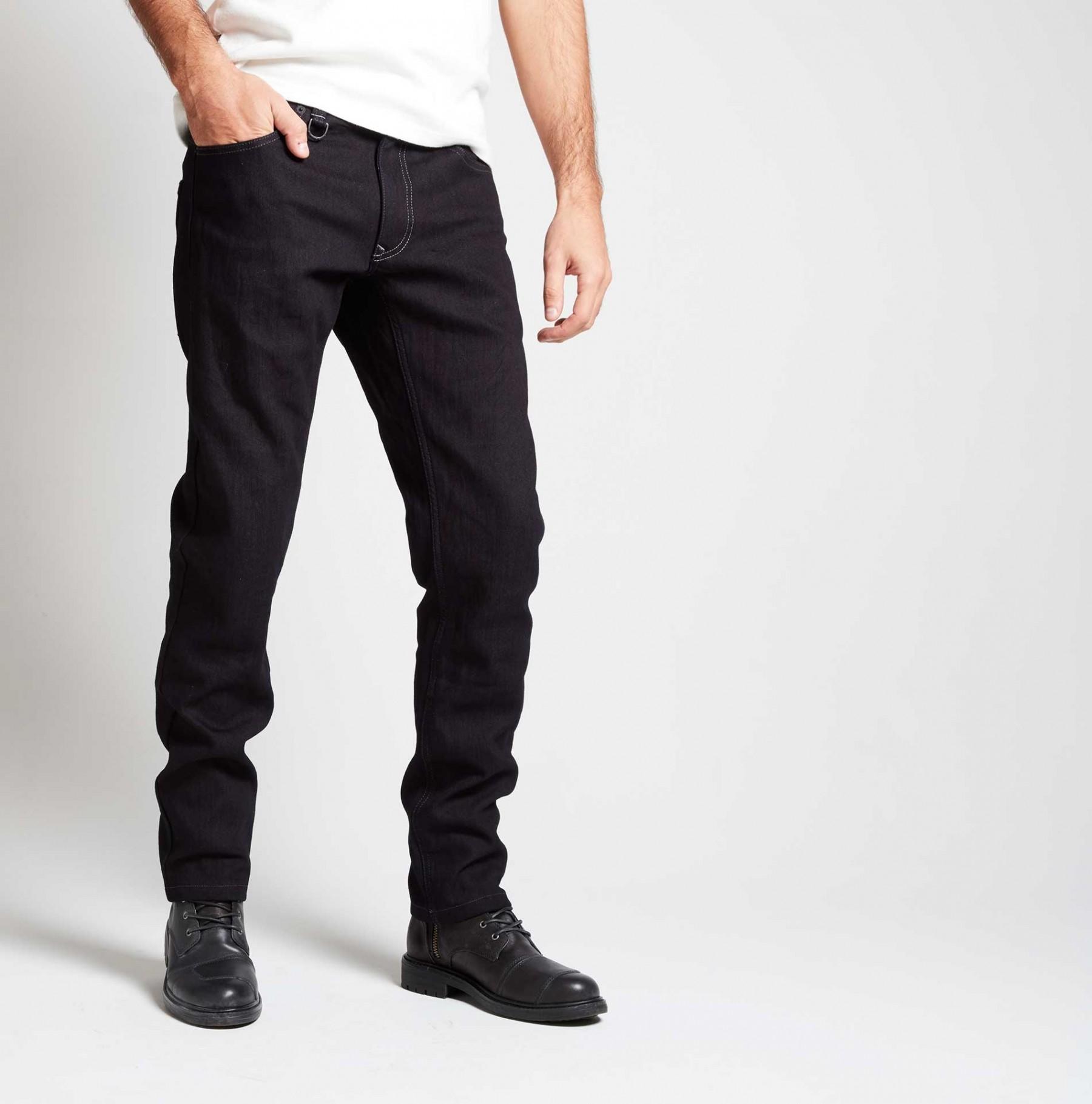 Jeans da moto Spidi con protezioni J&DYNEEMA EVO Nero 1