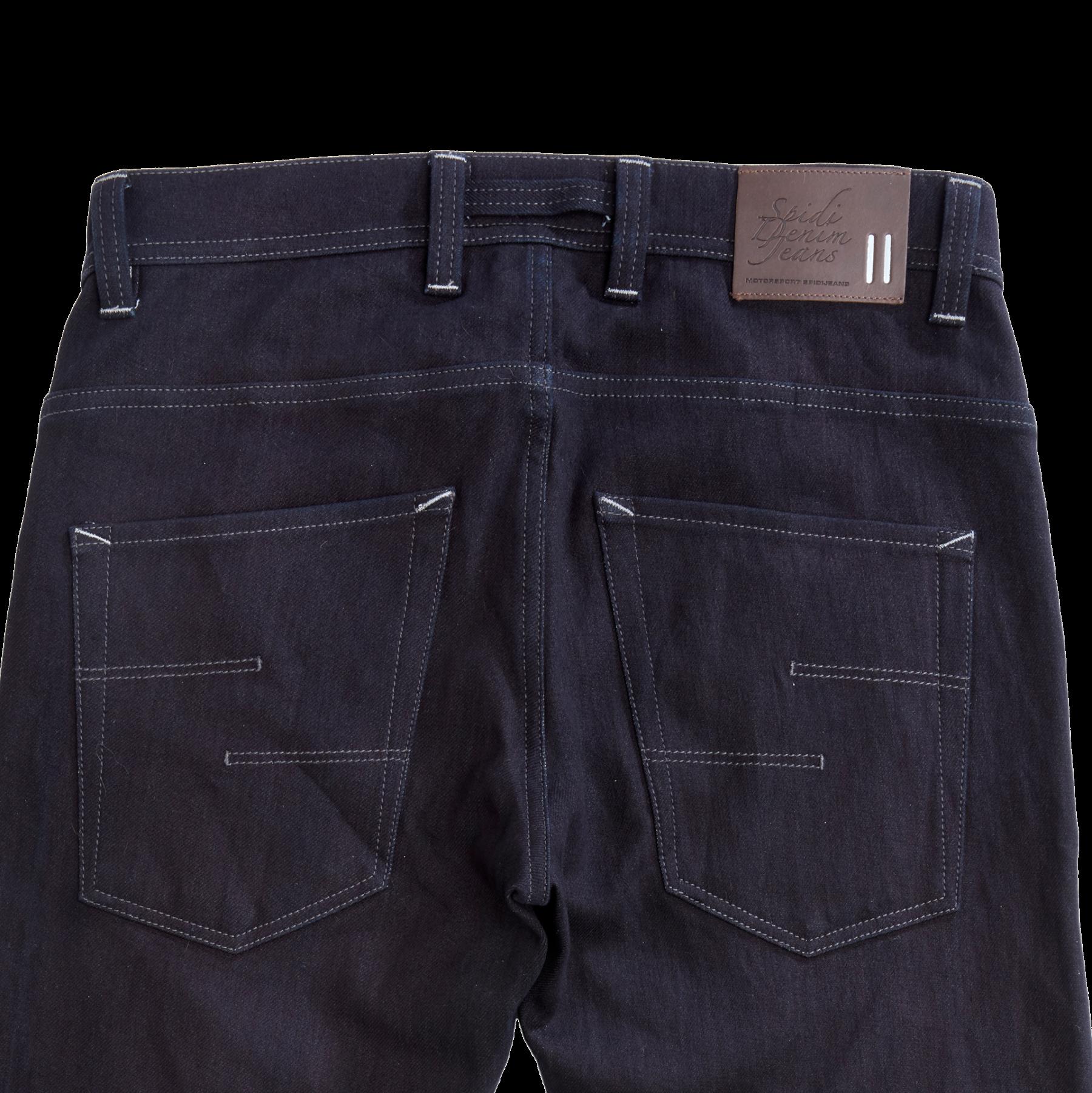 Jeans da moto Spidi con protezioni J&DYNEEMA EVO Nero 4