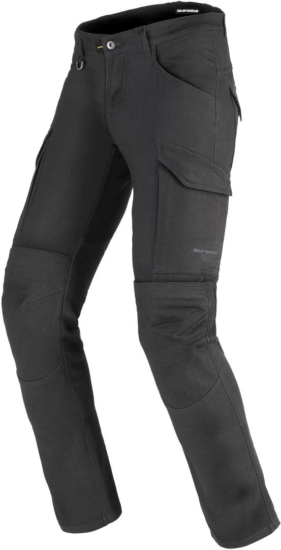 Jeans da moto con protezioni Spidi PATHFINDER CARGO Antracite 1