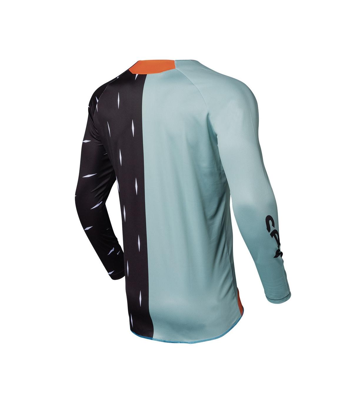 Completo cross Seven ANNEX BORTZ PASTE 2020 pantaloni+maglia 3