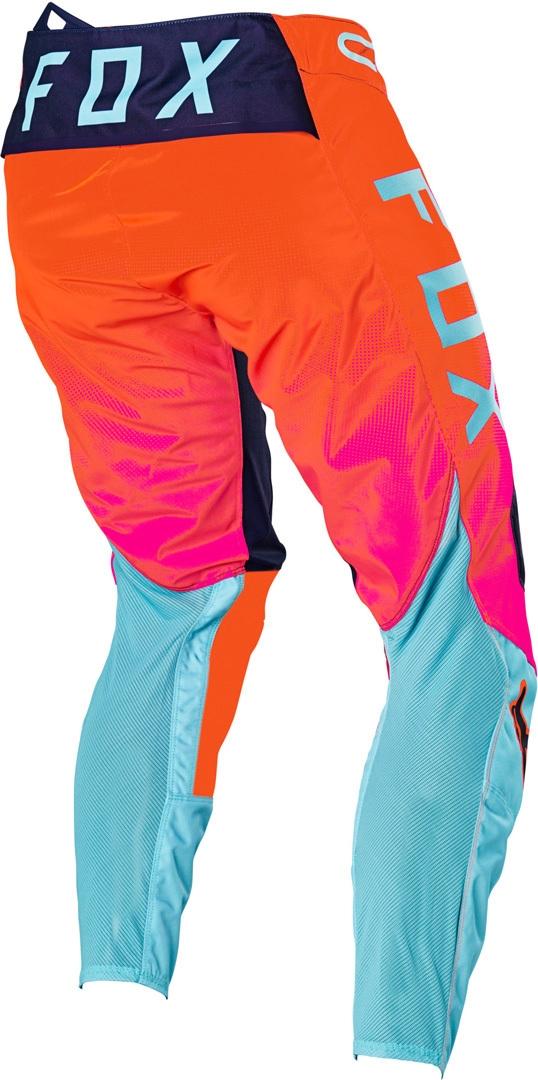 Completo cross enduro Fox 360 VOKE Aqua 2021 pantaloni+maglia 2