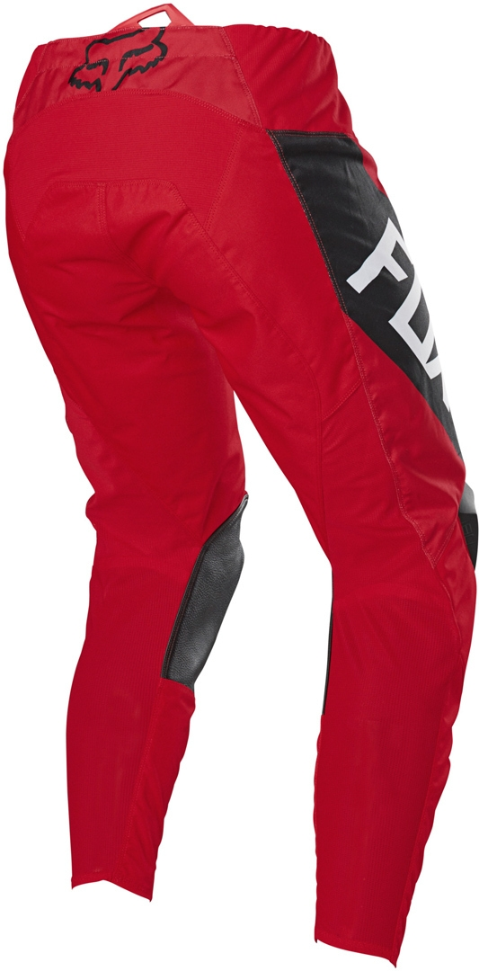Completo cross enduro Fox 180 REVN flame red 2021 pantaloni+maglia 2