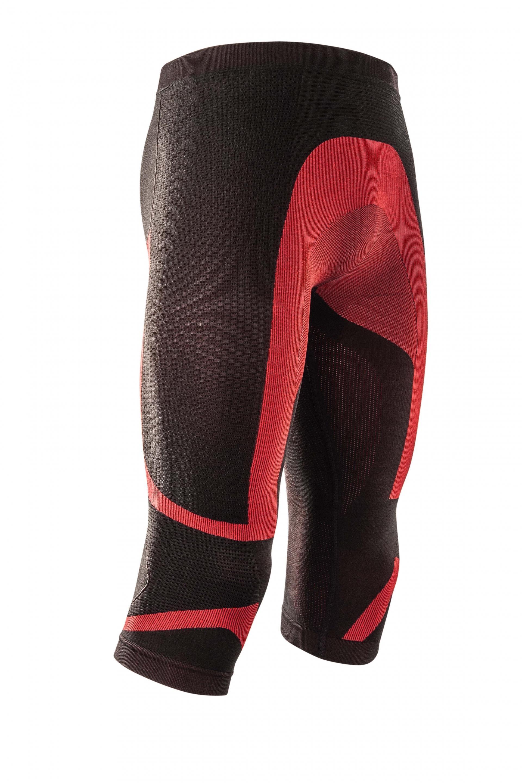 Pantaloni intimi Acerbis X-BODY SUMMER Nero Rosso 1
