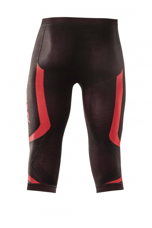 Pantaloni intimi Acerbis X-BODY SUMMER Nero Rosso 2