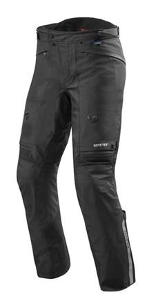 Pantaloni moto Rev'it POSEIDON 2 GTX Gore-Tex laminato Nero 1