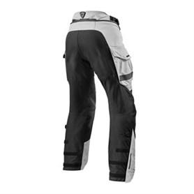 Pantaloni moto Rev'it OFFTRACK Argento Nero 2