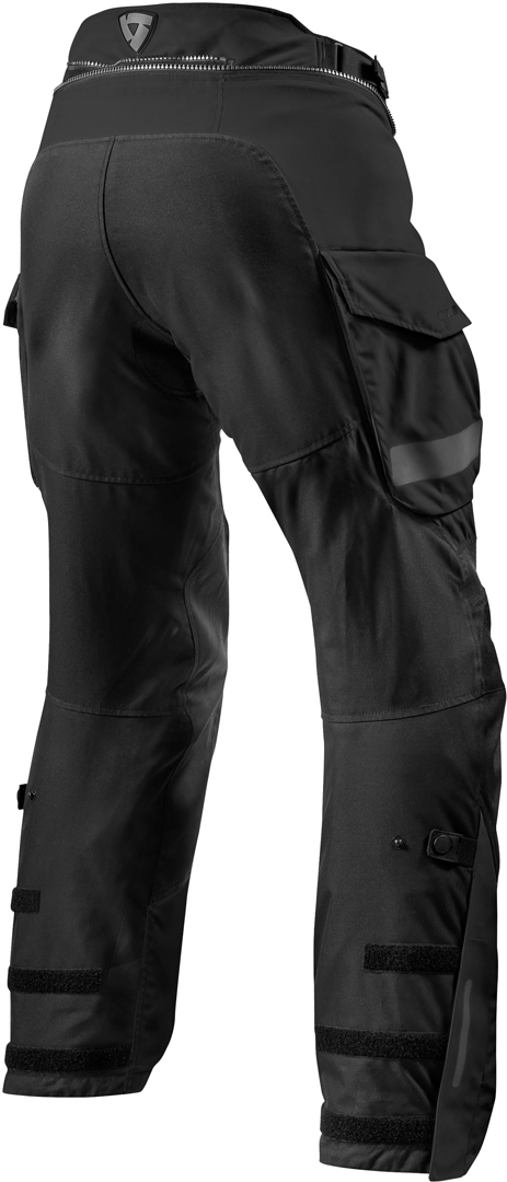 Pantaloni moto Rev'it OFFTRACK Nero 2