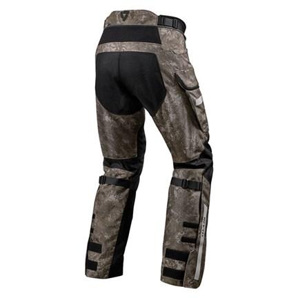Pantaloni moto Rev'it SAND 4 H2O Mimetico Marrone 2