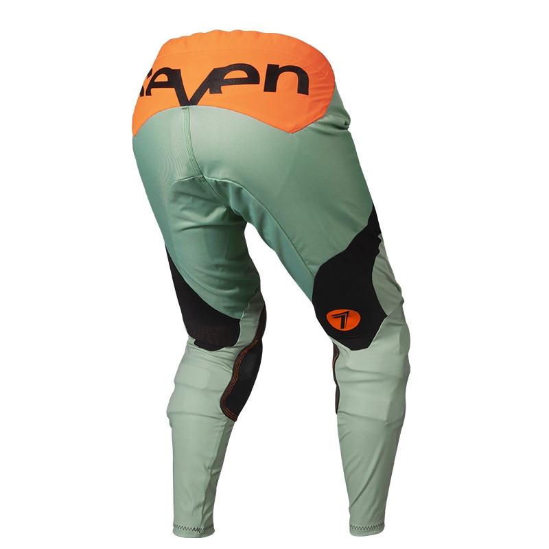 Completo cross Seven Rival Trooper 2 PASTE CAMO 2020 pantaloni+maglia 3