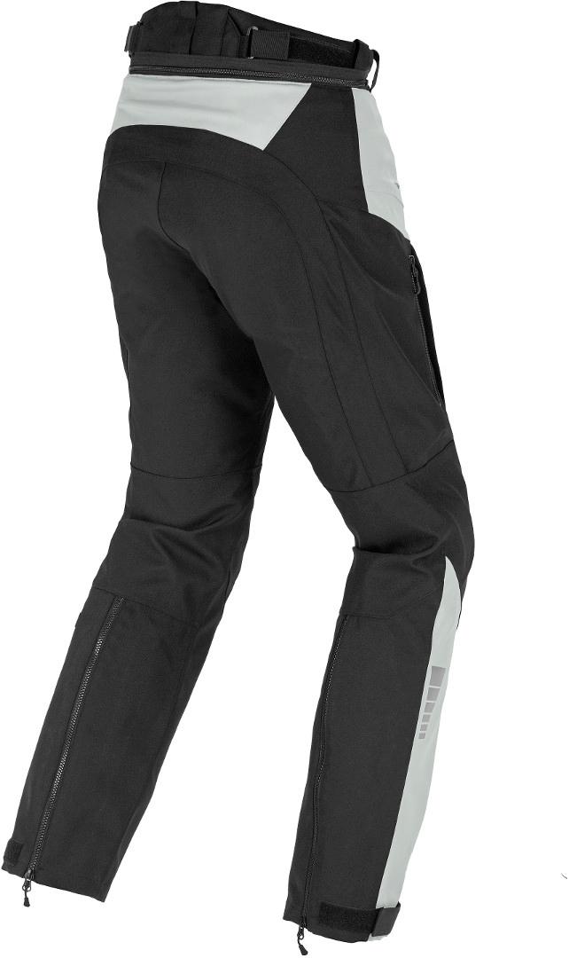 Pantaloni moto Spidi OUTLANDER H2out nero ghiaccio 2