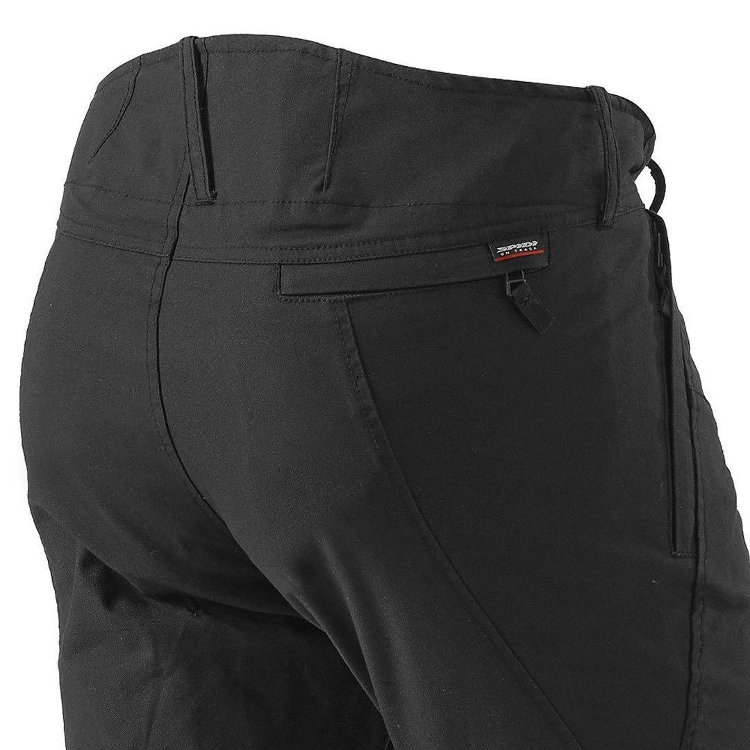 Jeans da moto Spidi con protezioni RONIN Nero 3