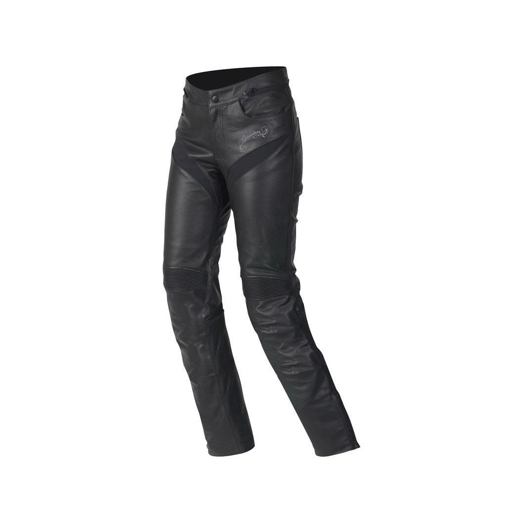 Pantaloni pelle Donna STELLA TYLA 1