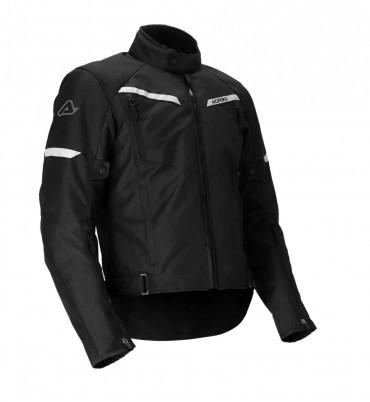 Giacca moto Alpinestars YOKOHAMA Drystar grigio