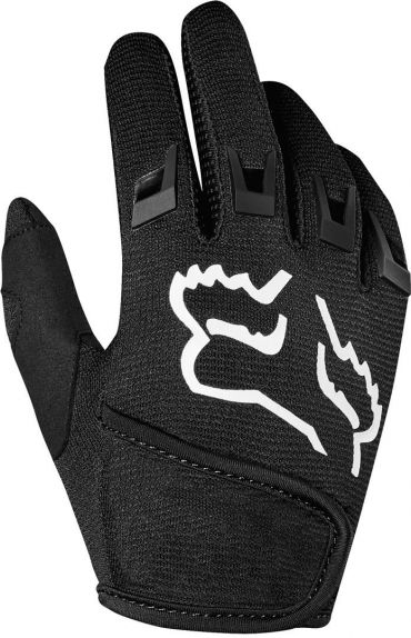 BUTCH CARBON Glove white