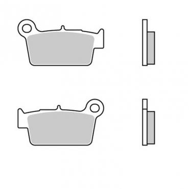 Dissipatore freno posteriore Suzuki