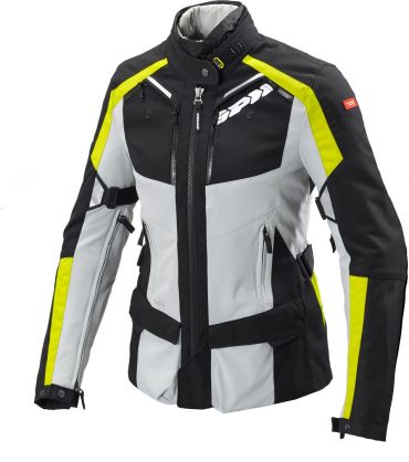 Giubbino moto donna ventilato Rev'it ECLIPSE LADIES Marrone