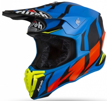 Casco cross Bell Moto 9 Flex Carbon Fasthouse Wrwf 2020