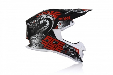 Casco cross bimbo Acerbis IMPACT STEEL JUNIOR vari colori
