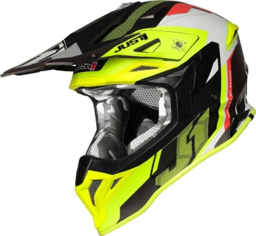 Casco cross enduro O'Neal Serie 2 SLICK nero arancio
