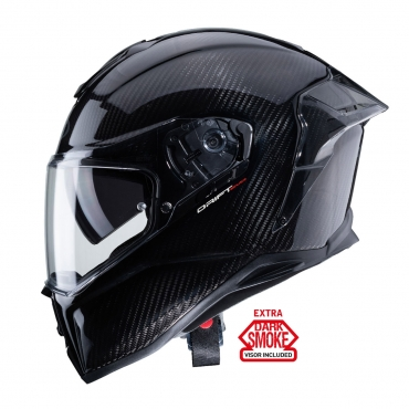 Casco integrale Airoh SPARK CYRCUIT Black Matt