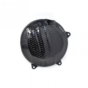 Cover di protezione serbatoio in carbonio CMT per KTM EXC 250 300 Tpi 2018 2019 cod.000358