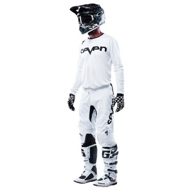 Completo cross Seven Rival Trooper 2 PASTE 2020 pantaloni+maglia