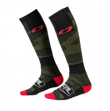 Calze O`Neal Pro MX Sock CANDY black/white (One Size)
