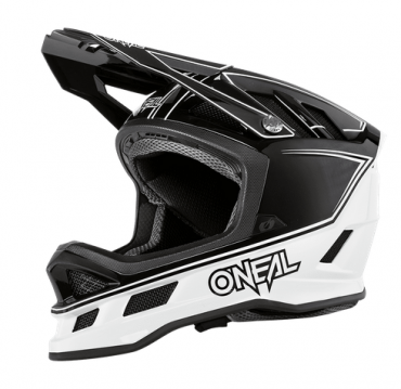 Casco MTB O'Neal FURY STAGE petrol/orange