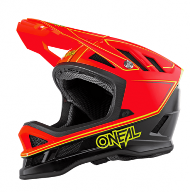 Casco MTB O'Neal BLADE Hyperlite OXYD blue/red