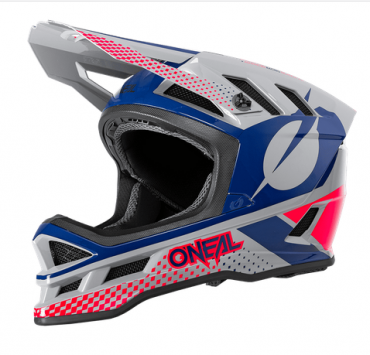 Casco MTB O'Neal BLADE CHARGER neon red