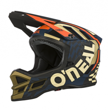 Casco MTB O'Neal FURY STAGE red/orange