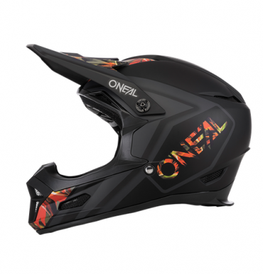 Casco MTB O'Neal BLADE Polyacrylite ZYPHR blue/orange