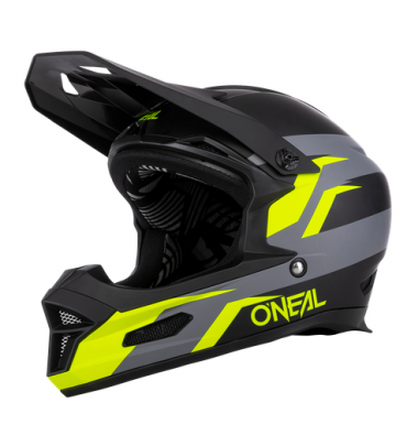 Casco MTB O'Neal Fury RL SYNTHY black