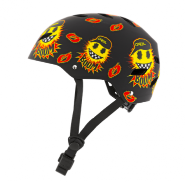 Casco MTB O'Neal TRAILFINDER SPLIT neon yellow