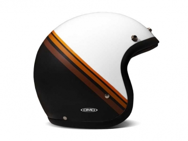 Casco jet HJC IS 33 II KORBA MC4H Giallo Fluo