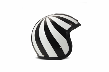 Casco jet Airoh HUNTER COLOR White Gloss
