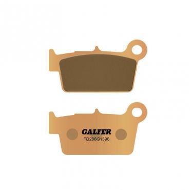 Pastiglie Galfer Suzuki  posteriori race