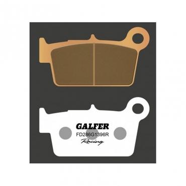 Pastiglie Galfer Suzuki  posteriori standard