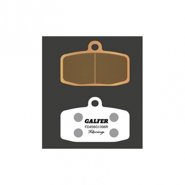 Pastiglie Galfer Sherco  posteriori race