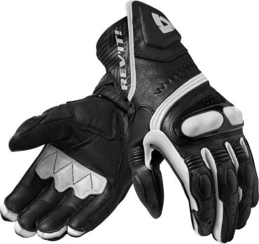 Guanti pelle Alpinestars GARETH LEATHER nero