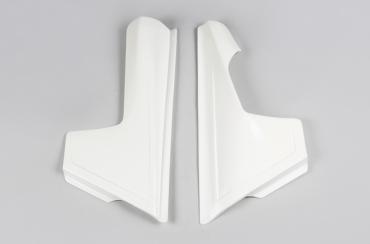 Pettorina cross omologata FMI Ufo X-CONCEPT EVO Bianco Blu