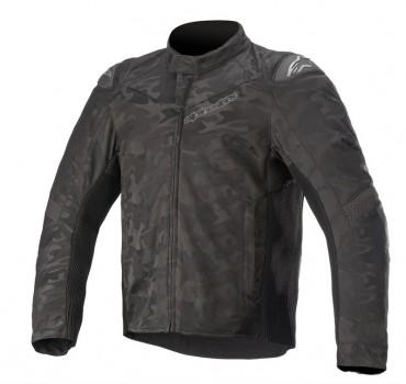 Giubbino moto traforato donna Ixon COOL AIR C taglie forti nero bianco rosa