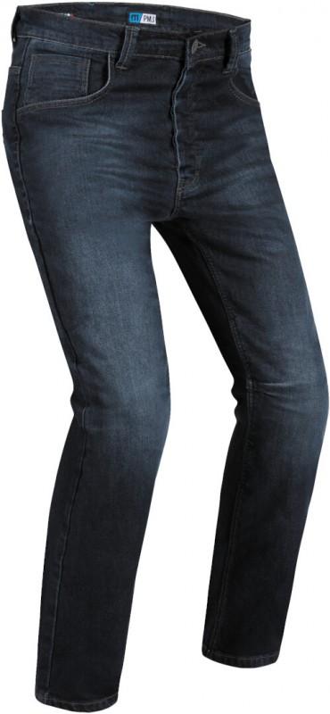 Pantaloni da moto con protezioni e Twaron® PMJ SANTIAGO moro